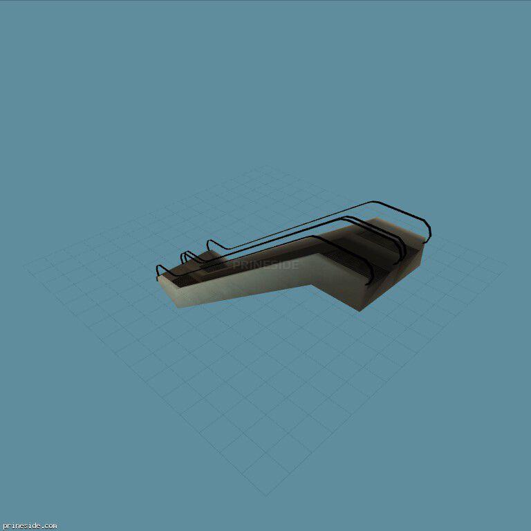 Escalator (escl_LA) [3586] on the dark background