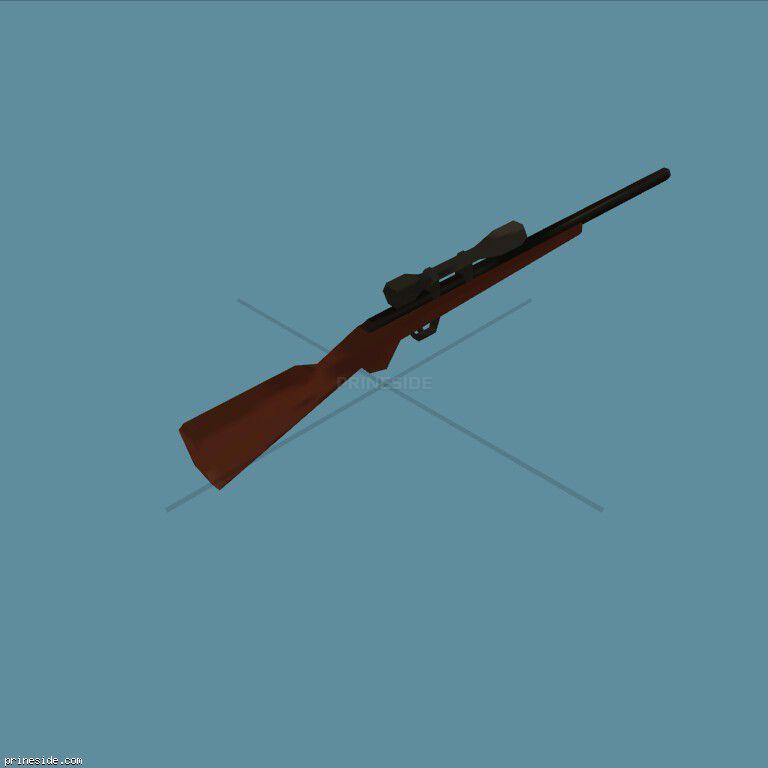 Снайперская винтовка (sniper) [358] на темном фоне