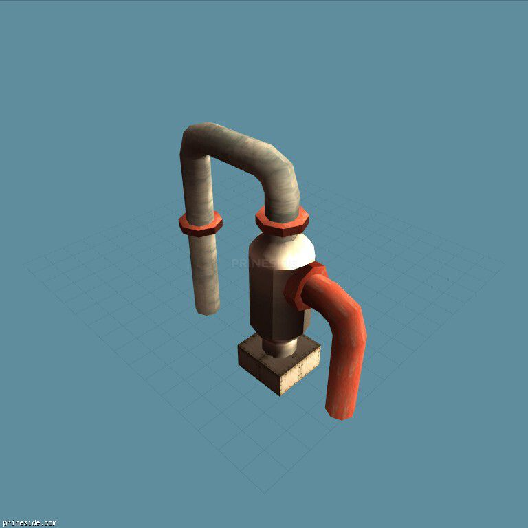 LA_chem_piping [3643] on the dark background