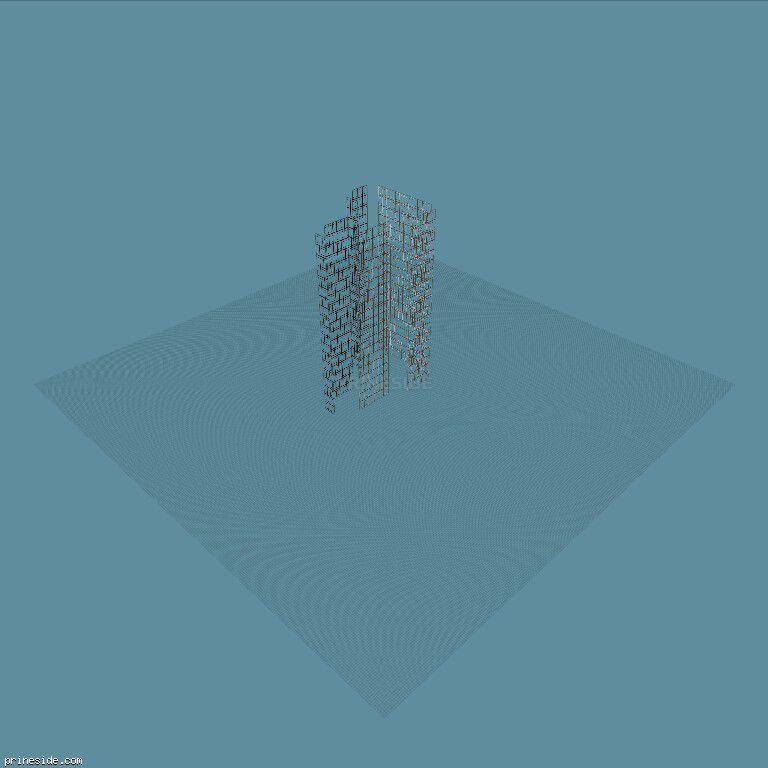 skyscrapn203_gls [4605] on the dark background