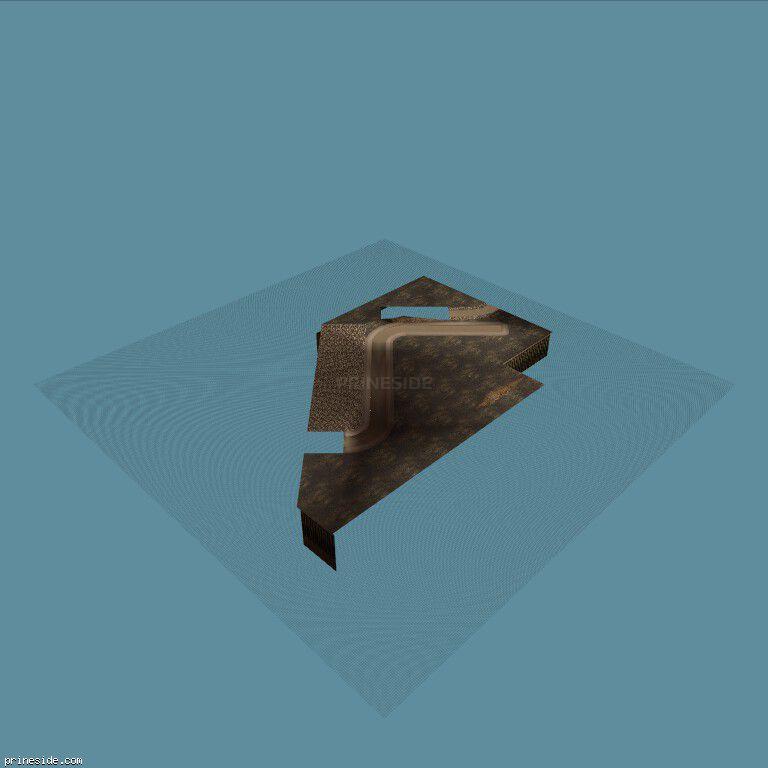 sanpdmdock1_las2 [5146] on the dark background