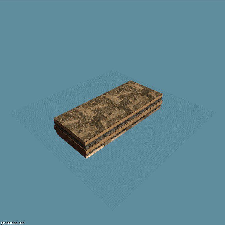 Long stock (las2lnew2_las2) [5310] on the dark background