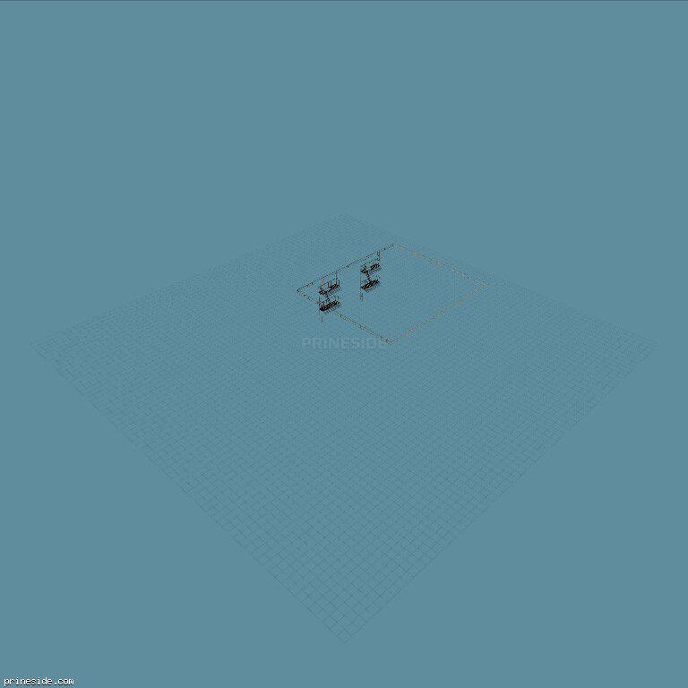 TaftBldgTran_LAwN [5770] on the dark background