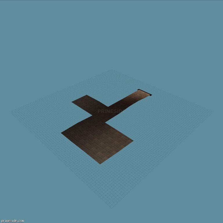 lawngrnda [5815] on the dark background