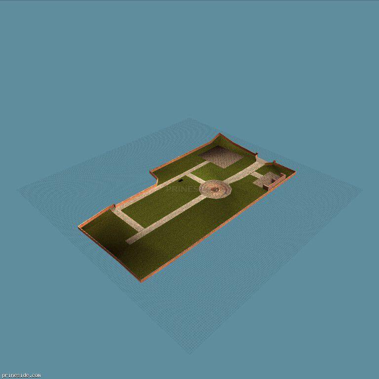 Graveyard01_LAwN [5871] on the dark background