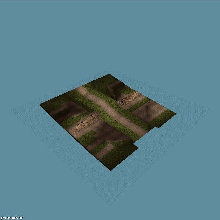 VineBlock2_LAwN [5878] on the dark background