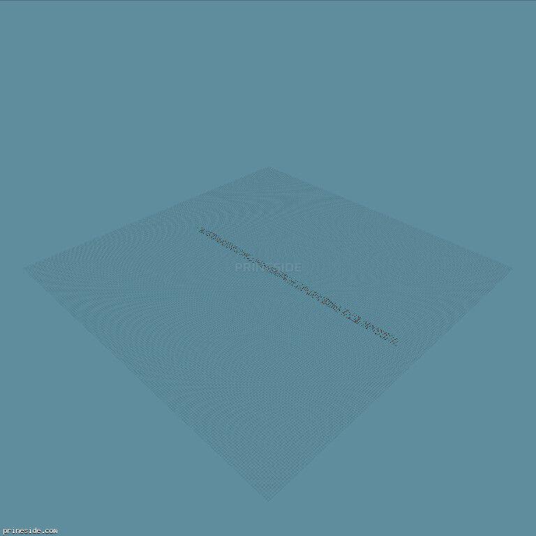 vgnNtrainfence02b [7299] on the dark background