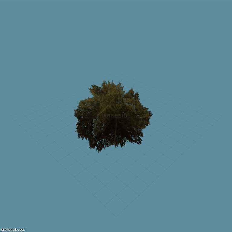 genVEG_bush07 [800] на темном фоне
