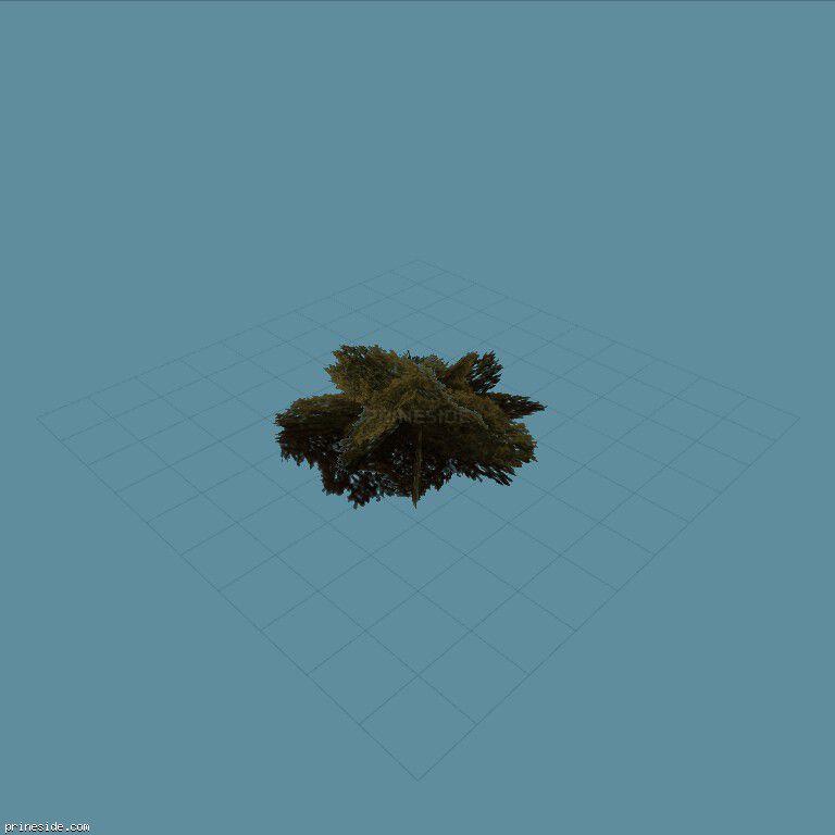 genVEG_bush11 [805] на темном фоне