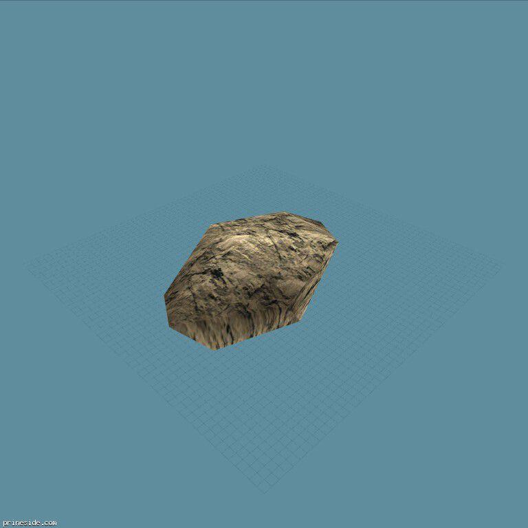 Big stone (searock04) [900] on the dark background