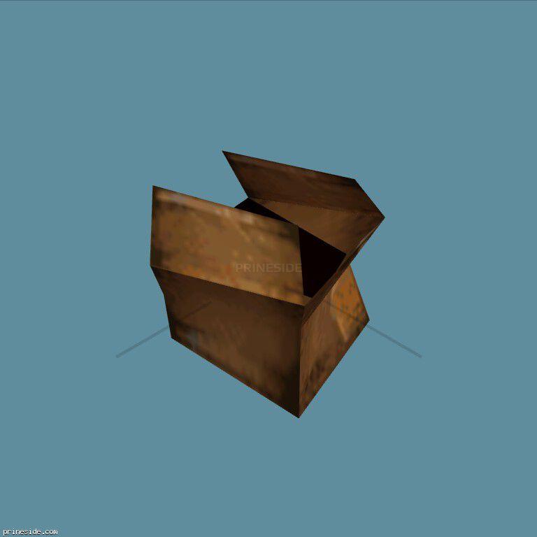 RUBBISH_BOX1 [928] on the dark background