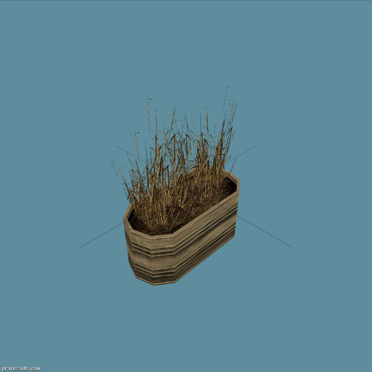 Plant_Pot_12 [950] on the dark background