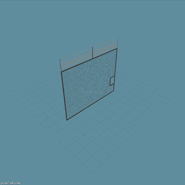 gate_autoL [986] on the dark background