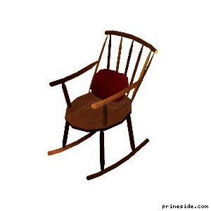 WRockingChair1 [11734] on the light background