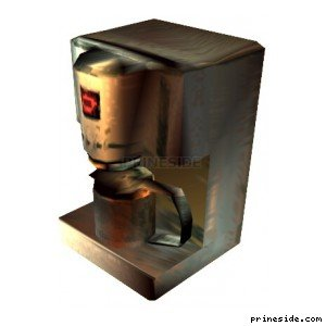 Coffee (MCoffeeMachine1) [11743] on the light background