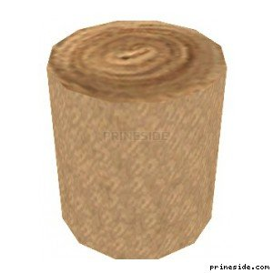 A roll of fabric bandages (Bandage1) [11747] on the light background