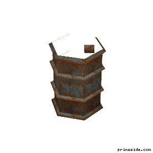 barrel2 [1217] on the light background