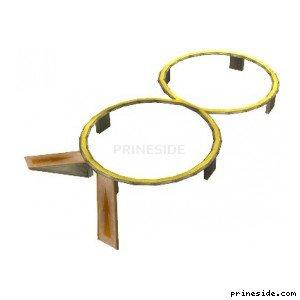rings [13642] на светлом фоне