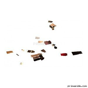 clothes [14863] on the light background