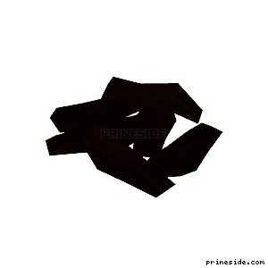 Куча мешков для трупов (des_blackbags) [16444] на светлом фоне