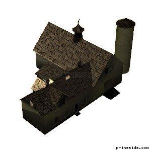 farmhouse02 [17335] on the light background