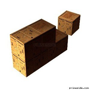 crates01 [18260] on the light background