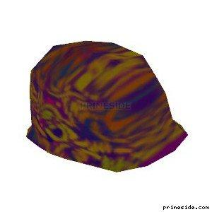 Tiger helmet (SillyHelmet1) [19113] on the light background