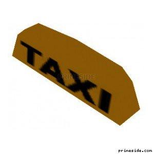 Шашка для таксистов (taxi01) [19308] на светлом фоне