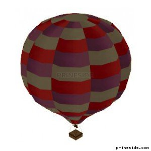 Hot_Air_Balloon05 [19336] on the light background