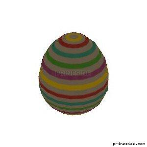 Easter egg (easter_egg01) [19341] on the light background
