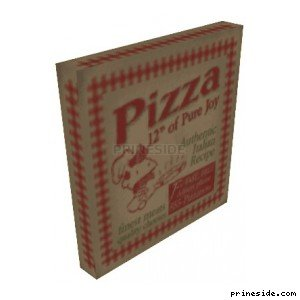PizzaBox1 [19571] on the light background