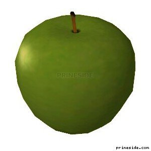 Green Apple (Apple2) [19576] on the light background