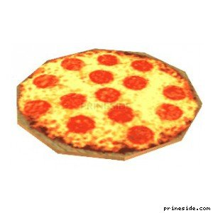 Pizza1 [19580] on the light background