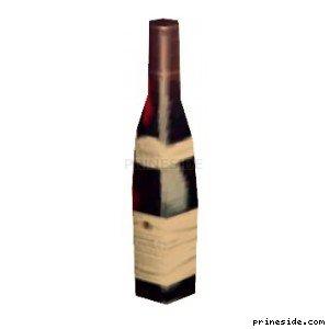 AlcoholBottle3 [19822] on the light background