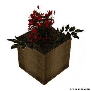 Plant_Pot_22 [2253] на светлом фоне