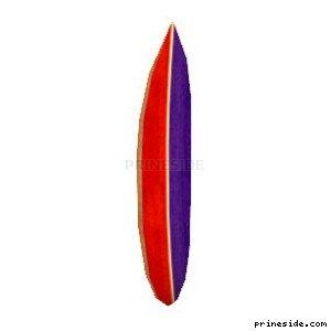 CJ_SURF_BOARD2 [2405] на светлом фоне