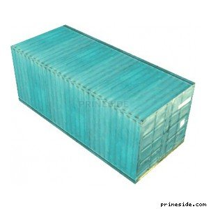 kmb_container_blue [2932] on the light background