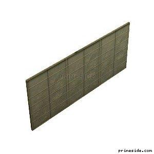 Большие гаражные ворота (md_lockdoor) [3033] на светлом фоне