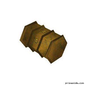 A barrel of fuel (kb_barrel) [3046] on the light background