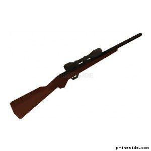 Снайперская винтовка (sniper) [358] на светлом фоне