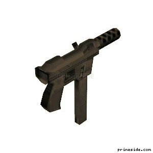 Intratec TEC-9 (tec9) [372] on the light background