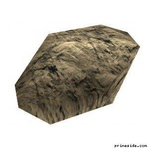 Big stone (searock04) [900] on the light background