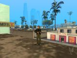 GTA San Andreas weather ID 0 at 17 hours