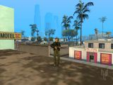 GTA San Andreas weather ID -256 at 19 hours