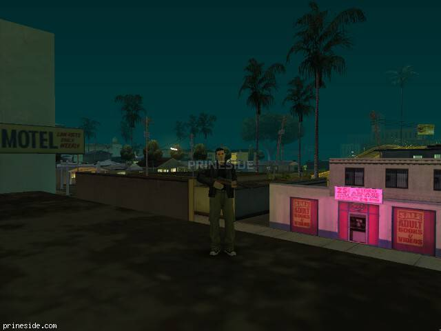 GTA San Andreas weather ID 0 at 2 hours