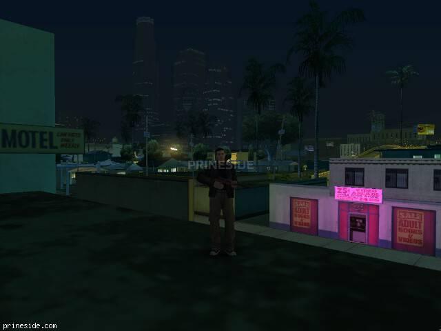 Просмотр погоды GTA San Andreas с ID 1 в 0 часов