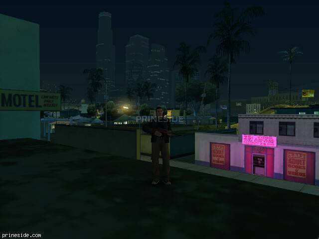 GTA San Andreas weather ID 1 at 1 hours