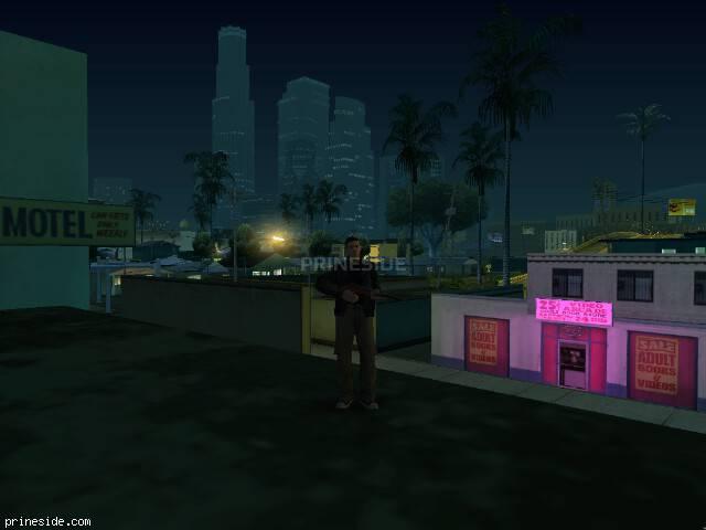 Просмотр погоды GTA San Andreas с ID 1 в 3 часов