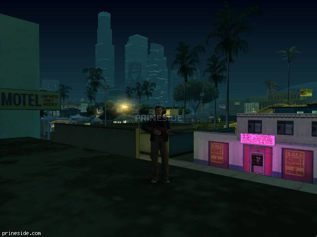 GTA San Andreas weather ID 1 at 4 hours