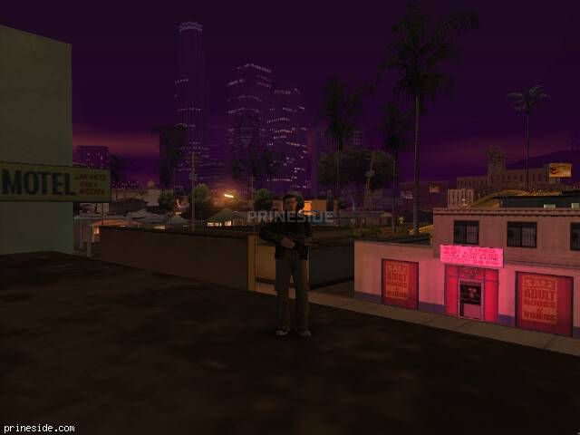 GTA San Andreas weather ID 778 at 0 hours